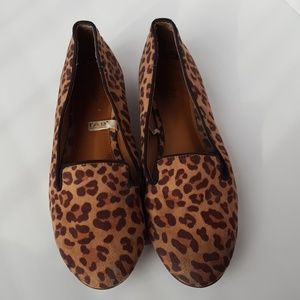 Mossimo Supply Co Leopard Flats